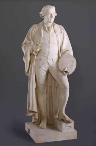 Sir Joshua Reynolds by John Henry Foley