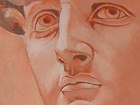 David detail