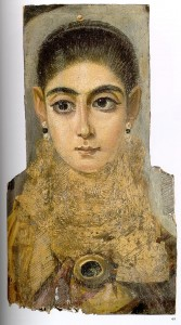 Fayum Lady 100AD
