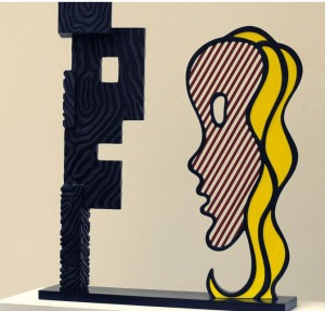 Conversation by Roy Lichtenstein
