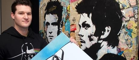 Rugby as Pop Art