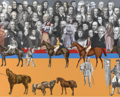 Peter Blake - Circus