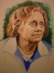 Portrait: Mum
