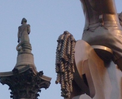 4th Plinth CloseUp