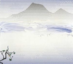 Lichtenstein - Landscape in Fog