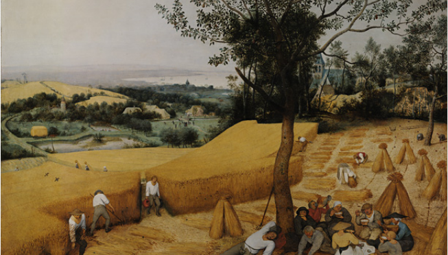 Bruegel – The Harvesters 1565