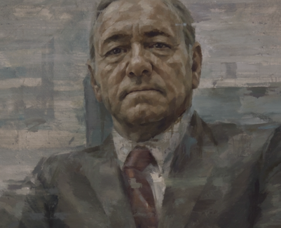 Kevin Spacey by Jonathan Yeo
