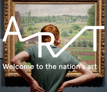 Art UK – Online Platform Launches The Nation's Art