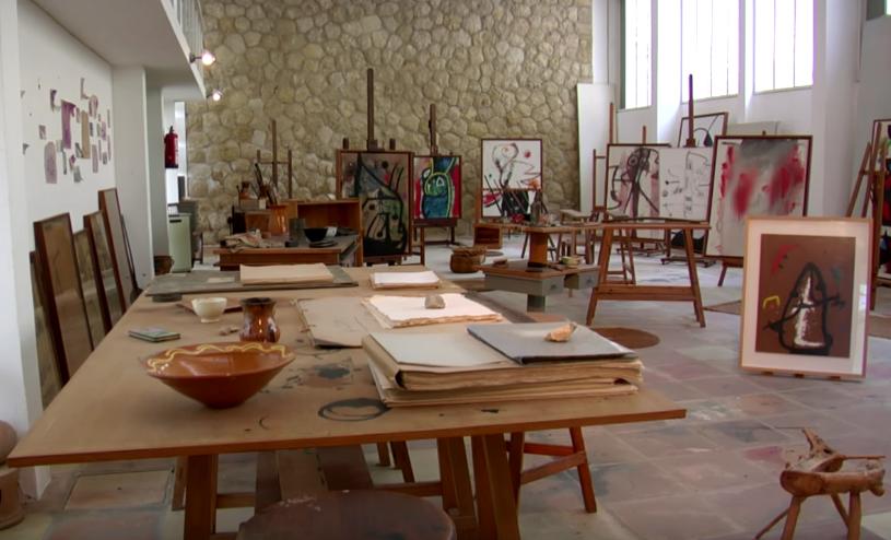 Studio in Palma de Majorca
