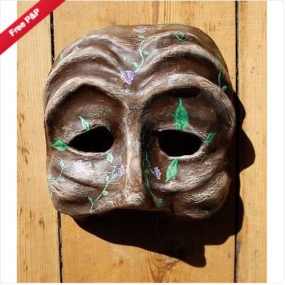 Commedia-dellart-Mask